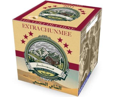 Té Extra Chunmee. Montaz Tea & Food, Té Verde Extra Chunmee siglato anche come 4011 dalle foglie selezionate