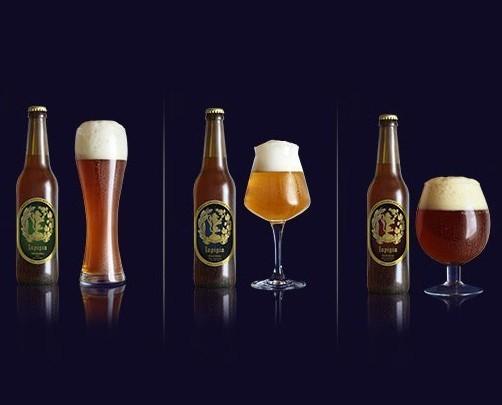 Birra artigianale. Buona e fatta con cura.