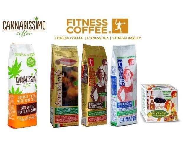 Caffè con semi di canapa. Bevande ricche di proprietà benefiche