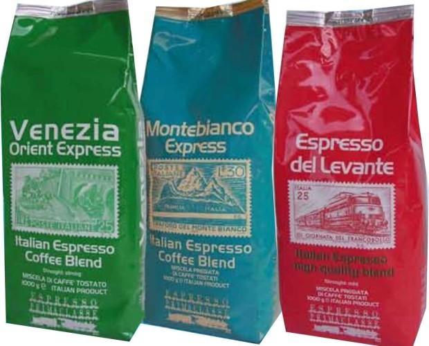 Caffè espresso. Caffè in Grani Espresso, Prima Classe.