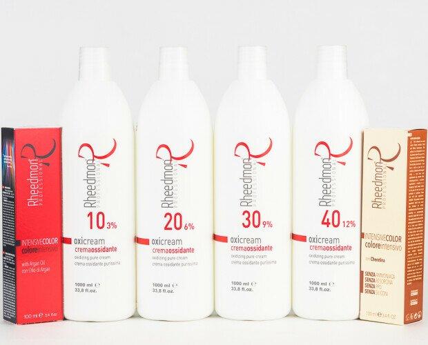 HAIR CARE TECHINCAL. Colore intensivo con e senza ammoniaca da 100 ml, Creme ossidanti da 1000 ml.
