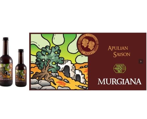 Murgiana. Birra artigianale in stile Saison