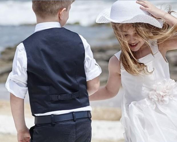Abbigliamento per bambini. Eleganza e classe