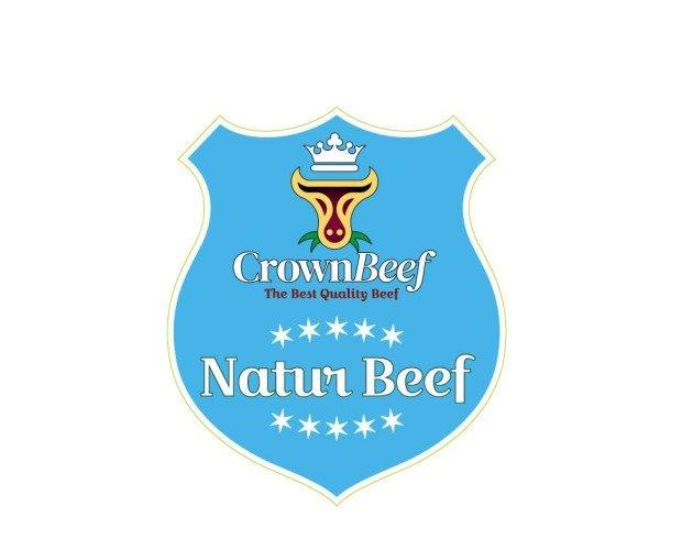 Natur beef. Crown Beef Natur Beef