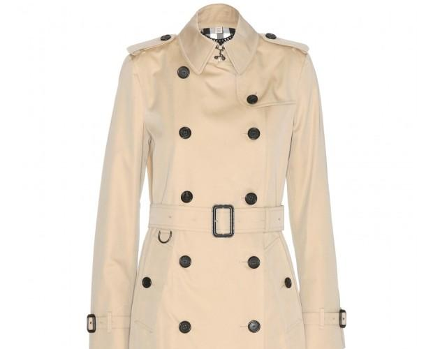 . Trench Donna Burberry