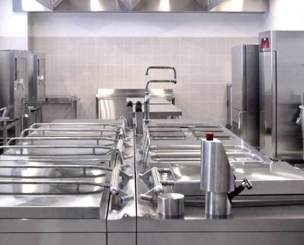 Alpha 900. Piano in acciaio inox 18-10 spessore 20/10 mm