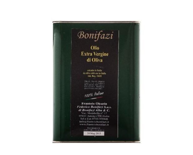 Olio Bonifazi. Olio Extravergine d'oliva Bonifazi