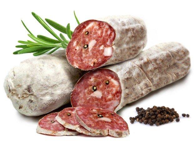 Salame Toscano. Salame Toscano Artigianale di Agrifood