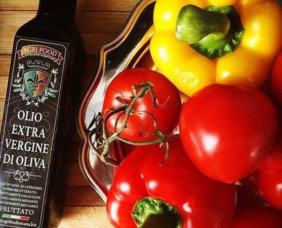 olio EVO Agrifood. Olio extra vergine d'oliva di Agrifood
