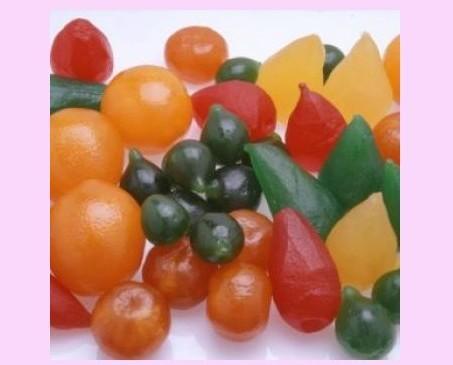. Frutta candita assortita Di Sano