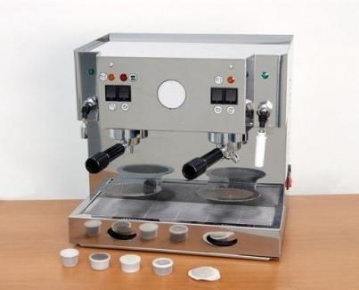 Macchine per il caffè. Ideali per il caffè in cialde e capsule.