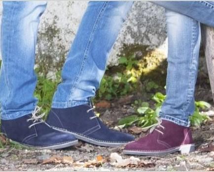 Scarpe Primaverili. Produzione propria.