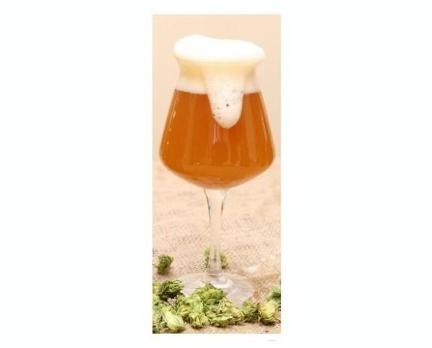 Birra artigianale . Prodotta con arte e passione
