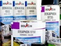 Dekalin, prodotti chimici