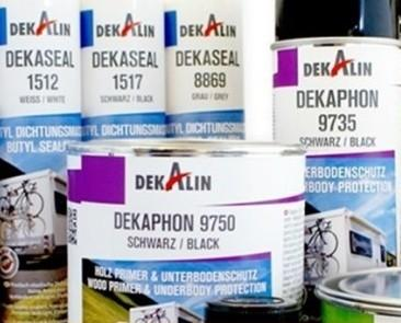 Dekalin, prodotti chimici. Distributori per l'italia.