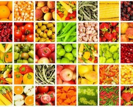 Frutta Fresca.Prodotti freschi e di qualità