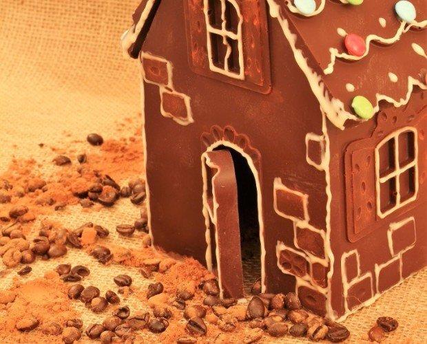 cioccolatini artigianali. Scatola di Cioccolato