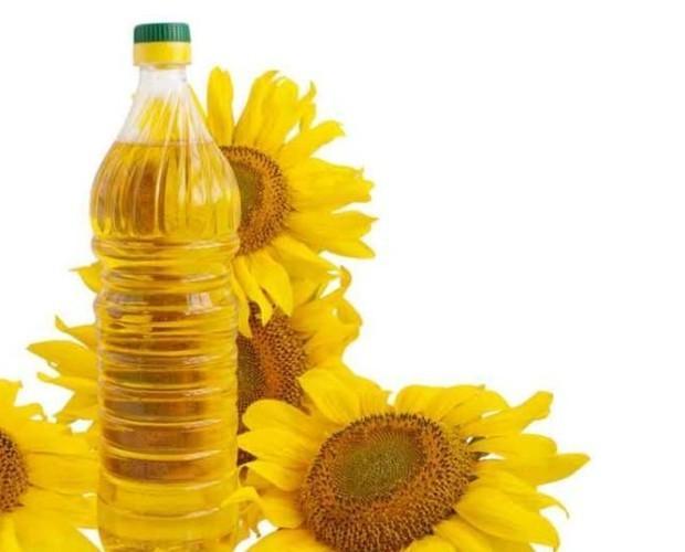 Olio di Girasole.Prodotto di importazione Ucraina