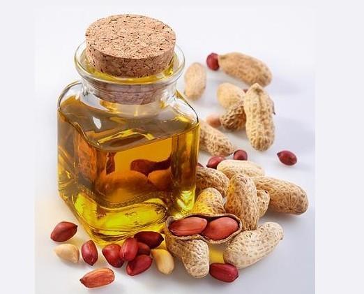Olio di Arachidi.Olio vegetale di buona qualità