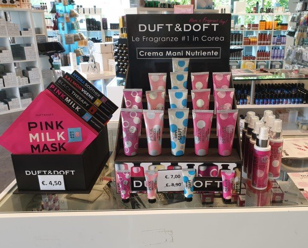 duft and doft K-beauty.