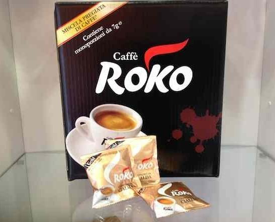 . Miscele in cialde Caffè Roko