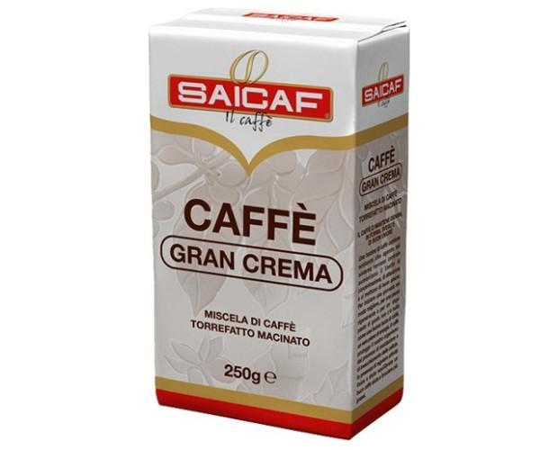 . Miscela di caffè macinato Gran Crema