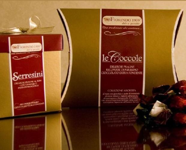 Confezioni regalo. Coccole e Seresini Fiorindo
