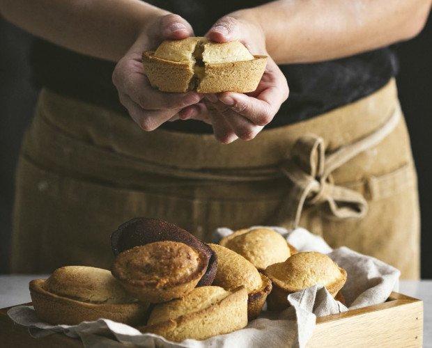 Il Gran Leccese®. Pasticciotti fatti di pasta frolla e farciti con crema pasticcera o in altre varianti