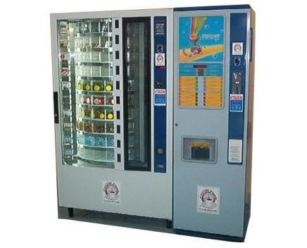 Noleggio Macchine vending.Distributori multiprodotto, bibite-snack