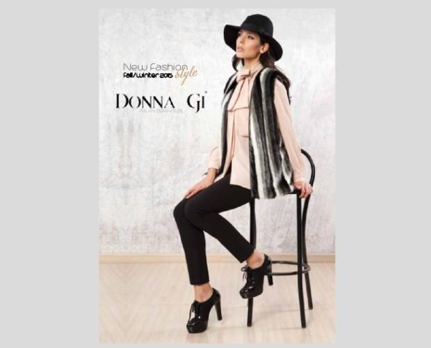 Fall/Winter 2015. Fall/Winter 2015 Donna Gi