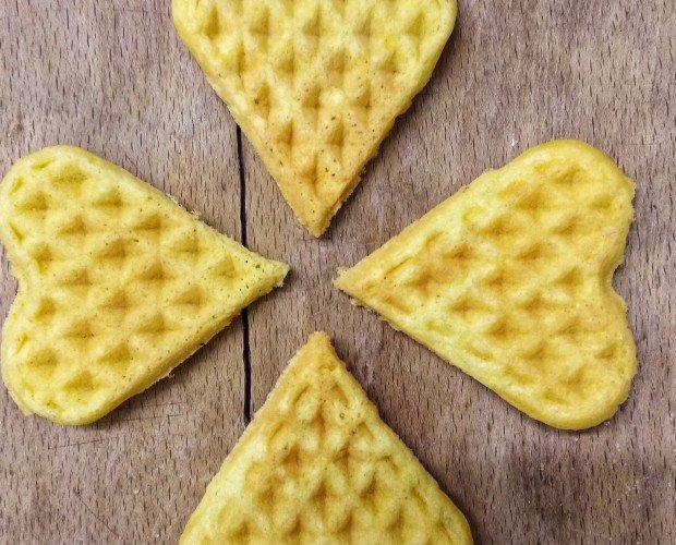 FERRATELLE MORBIDE. Per colazione, deliziose semplici o arricchite con crema alle nocciole o confettura.