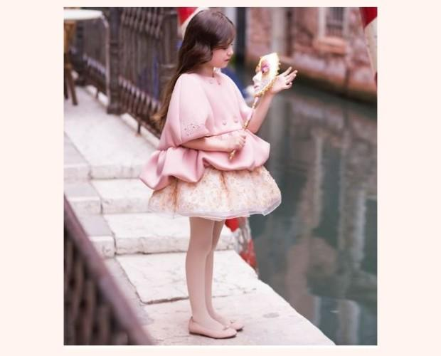 Abbigliamento per Bambine. Collezione Autunno-Inverno
