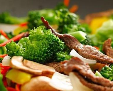 Conserve. Verdure e carne