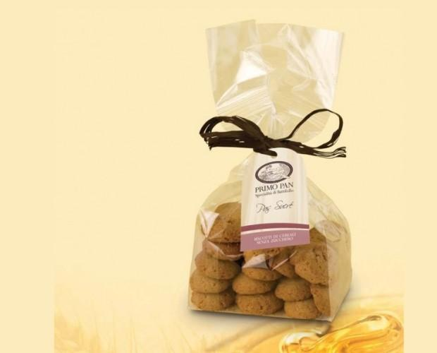 Biscotti Artigianali.Pas Sucré - Cereali senza zucchero