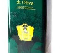 Olio Extravergine. Olio Extravergine di Oliva in tanica da 5l