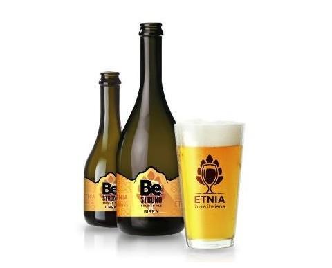 BeSTRONG . Birra artigianale in stile belgian ale