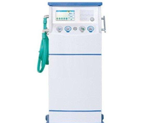 Sistema di sedazione a prot. d'az.. Sistema di sedazione a protossido d'azoto.