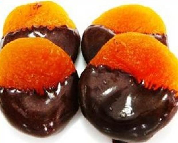 Ricoperture parziali. Cioccolato per tutti i gusti