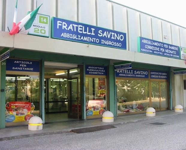 Localizzazione. Presso il Centro commerciale Il Baricentro