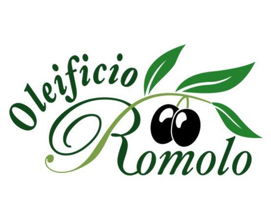 OLEIFICIO ROMOLO. Logo Oleificio Romolo