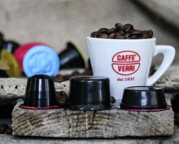Caffè in Capsule.Il nostro caffè in capsule di moltissimi formati!