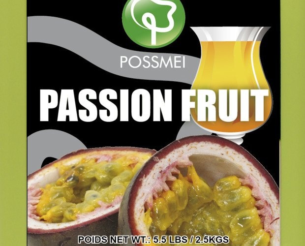 TPO012. SCIROPPO AL PASSION FRUIT
