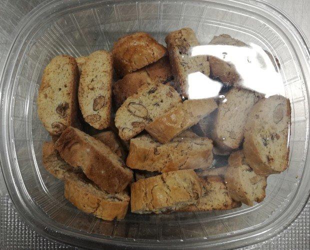 Biscotti Artigianali.CANTUCCI ALLE MANDORLE
