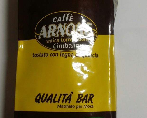 Caffè Macinato.Miscela per casa qualità bar Caffè Arnone