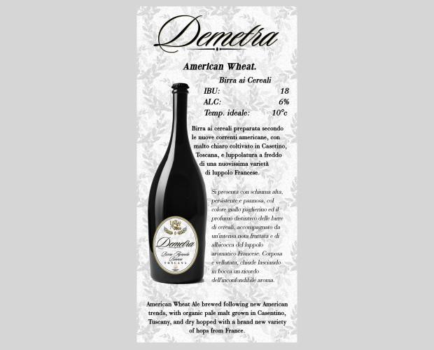 Demetra. Birra artigianale