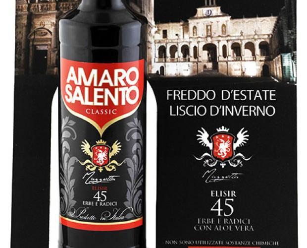 Amaro Salento. L'amaro tradizionalmente moderno