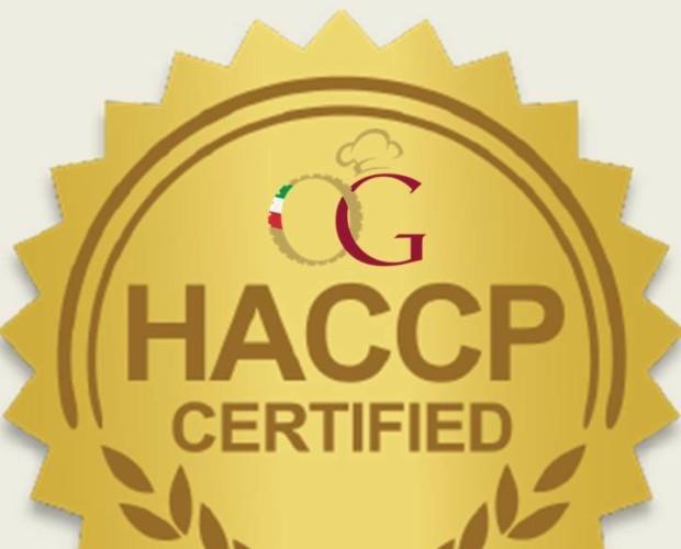 Certificazione HACCP. Garanzia di Qualità