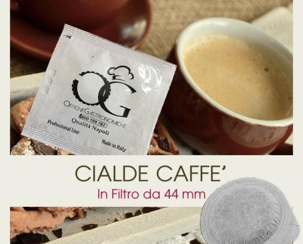 Caffè in Cialde. Specifico per ristoranti