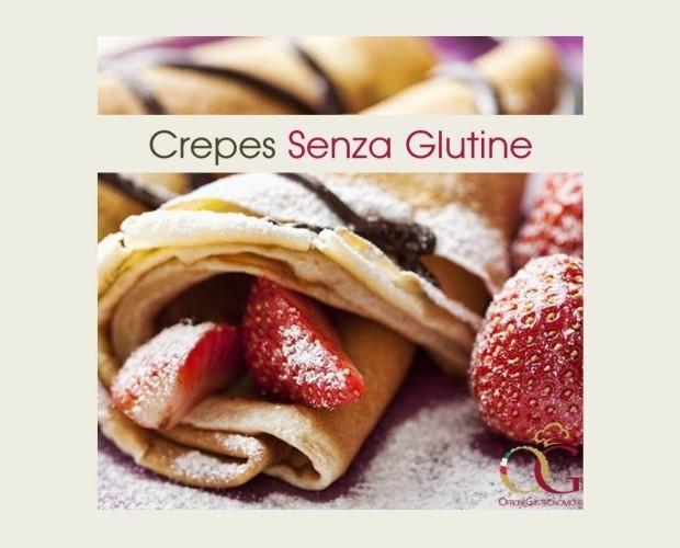Preparati per Dessert senza glutine.Con farina di riso (SENZA GLUTINE)
