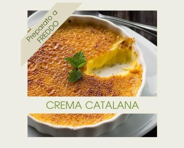 Preparato per Pasticceria. Crema Catalana, istantaneo